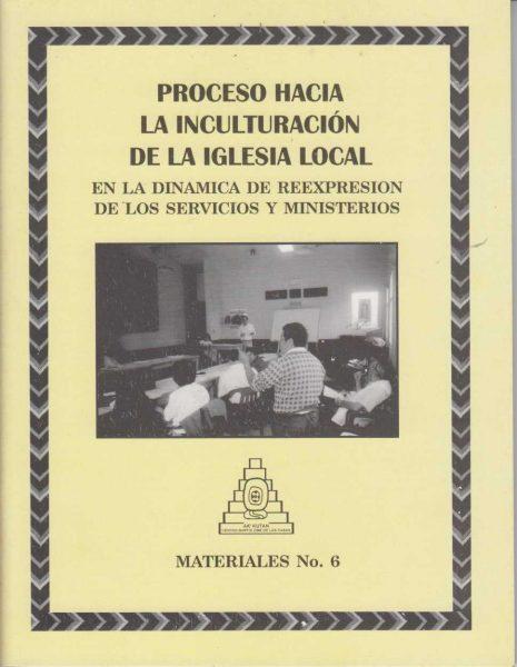 Proceso Hacia La Inculturacion De La Iglesia Local